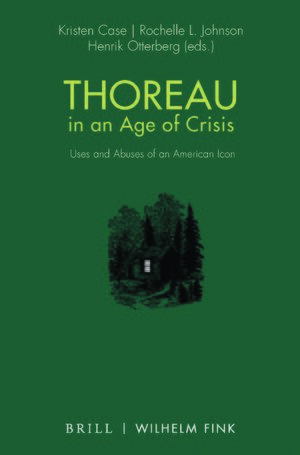 Cover Thoreau in an Age of Crisis