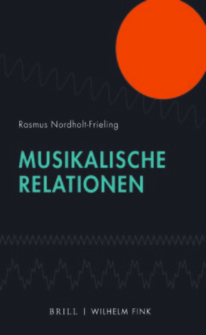 Cover Musikalische Relationen