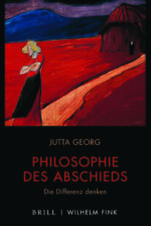 Cover Philosophie des Abschieds