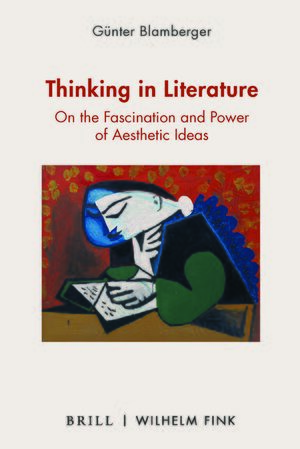 Cover Thinking in Literature