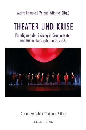 Cover Theater und Krise